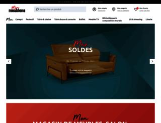 meublena.fr screenshot