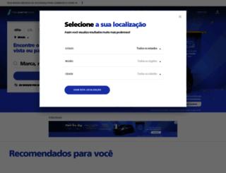 meucarronovo.com.br screenshot