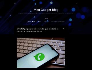 meugadget.blogspot.com screenshot