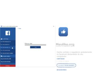 meulike.ml screenshot