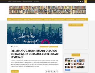 meuportaldoslivros.blogspot.com.br screenshot