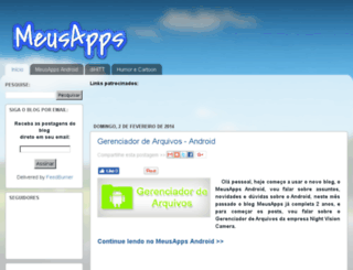 meusapps.blogspot.com screenshot