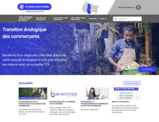 meuse.cci.fr screenshot