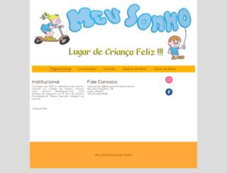 meusonho.com.br screenshot