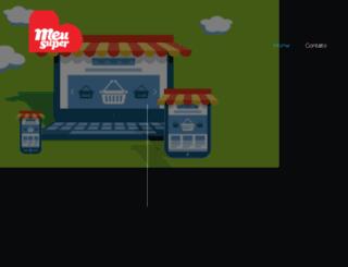 meusuper.com.br screenshot