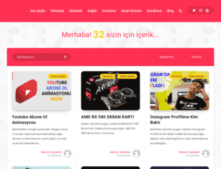 mevlutaydemir.com screenshot
