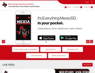 mexiaisd.net screenshot