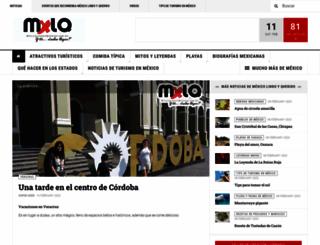 mexicolindoyquerido.com.mx screenshot