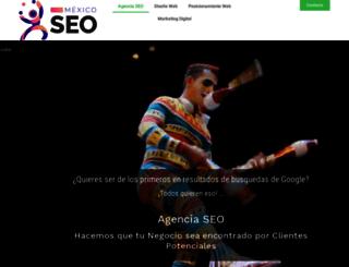 mexicoseo.com.mx screenshot