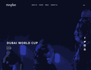 meydan.ae screenshot