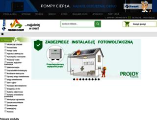 mezoko.com screenshot