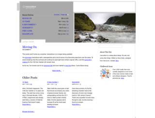 mezzoblue.com screenshot