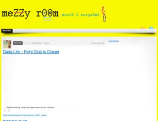 mezzyroom.com screenshot