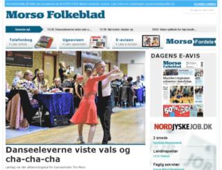 mf.dk screenshot