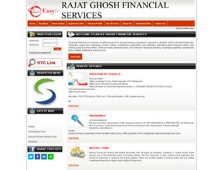 mf.rajatcapital.com screenshot