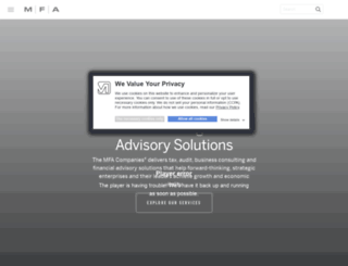 mfa-cpa.com screenshot