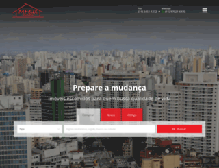 mfelix.com.br screenshot