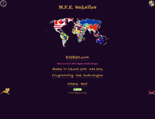 mfeweb.com screenshot