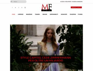 mffashion.com screenshot