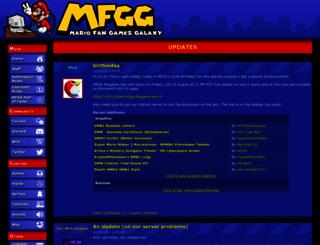 mfgg.net screenshot