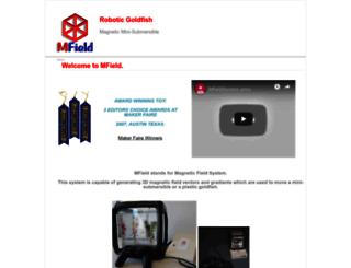mfield.info screenshot
