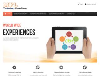 mfltech.com screenshot