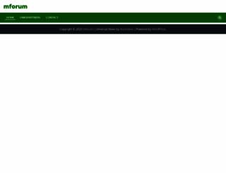 mforum.nl screenshot
