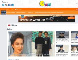 mforum4.cari.com.my screenshot