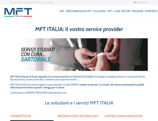 mftitalia.it screenshot
