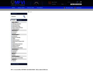 mfvi.com screenshot