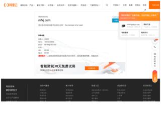 mfxj.com screenshot