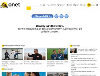 mg3knurow.republika.pl screenshot