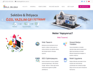 mgabilisim.com.tr screenshot