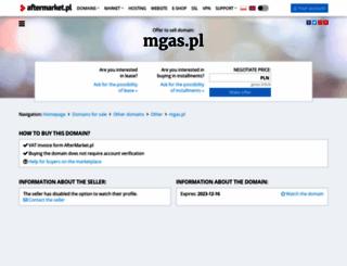 mgas.pl screenshot
