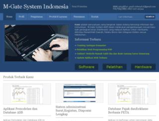 mgate-labs.com screenshot