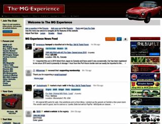 mgexp.com screenshot