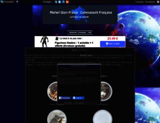 mgfrance.forumactif.fr screenshot