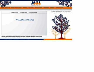 mgl.com screenshot