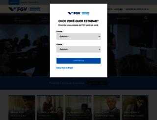 mgm-brasilia.fgv.br screenshot