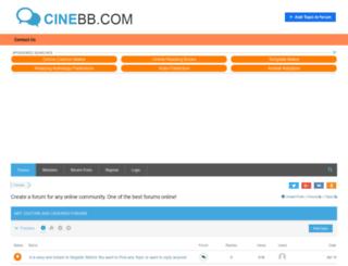 mgnon.cinebb.com screenshot