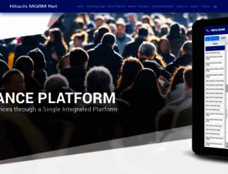 mgrmnet.com screenshot