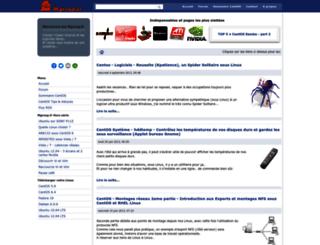 mgroup.fr screenshot