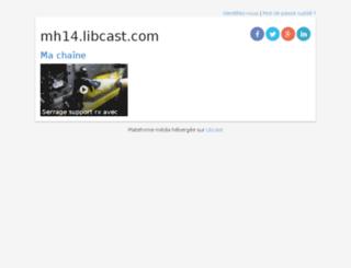 mh14.libcast.com screenshot