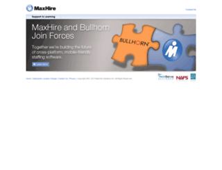 mh188.maxhire.net screenshot