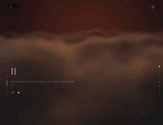 mhakim.web.id screenshot