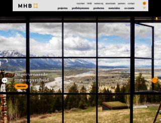 mhb.nl screenshot