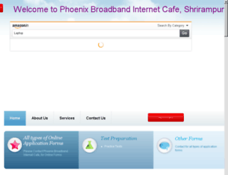 mhcet-exam.co.in screenshot