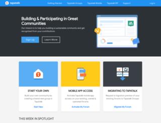 mhhq.freeforums.org screenshot