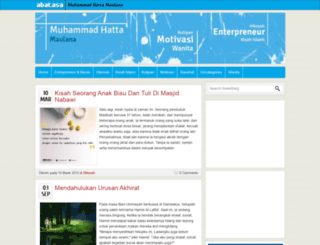 mhmgatsu.abatasa.co.id screenshot