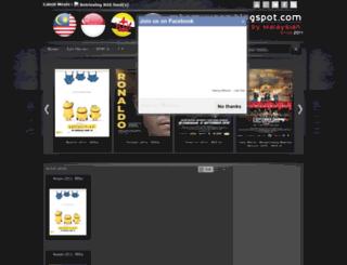 mhomuveez.blogspot.sg screenshot